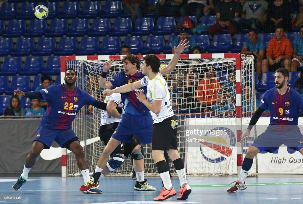 Barcelona v Teukro - Handball Liga Spanish