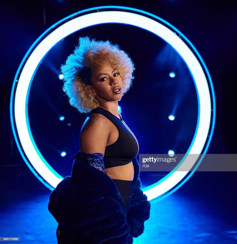 Alexis Boyd 'Lex Lu' in the Week One two-hour series premiere episode of FOXs all-new singing competition series,
