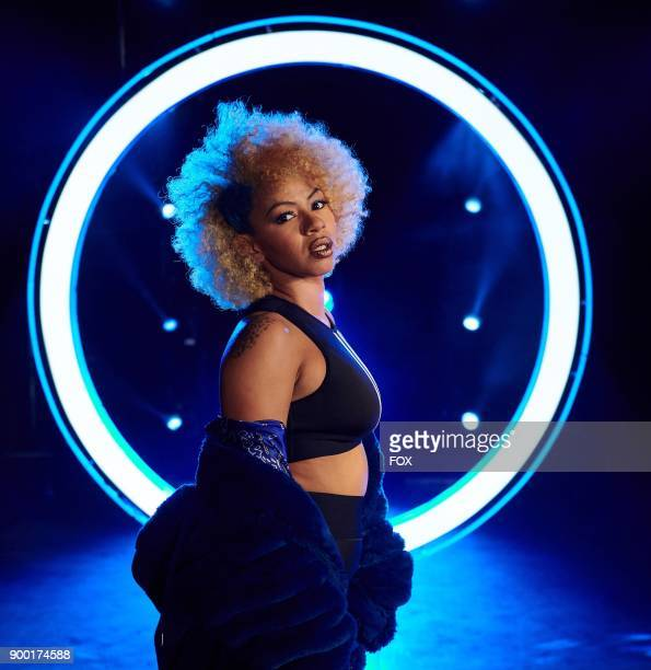 Alexis Boyd 'Lex Lu' in the Week One twohour series premiere episode of FOXs allnew singing competition series THE FOUR BATTLE FOR STARDOM airing...