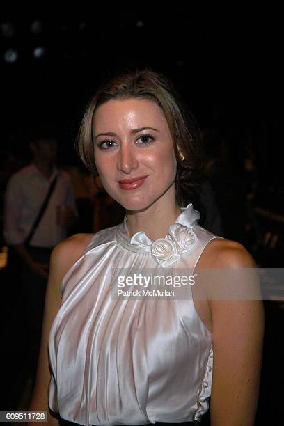 Alexis Bryan attends BCBG Max Azria Spring 2008 Collection at The Tent on September 5 2007 in New York City