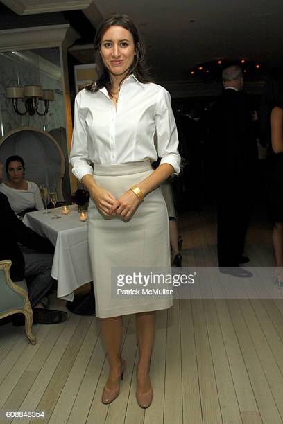 Alexis Bryan attends BERGDORF GOODMAN and MICHELLE ONG Host the Premiere of Her Jewelry Collection CARNET at Bergdorf Goodman on October 10 2007 in...