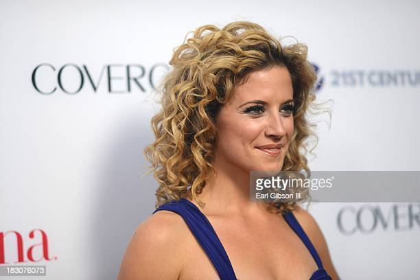 """Alexis Carra attends the Latina Magazine """"Hollywood Hot List"""" Party at The Redbury Hotel on October 3, 2013 in Hollywood, California."""