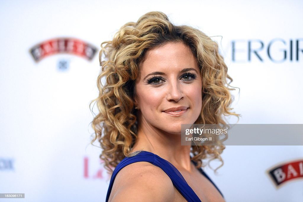 Alexis Carra attends the Latina Magazine 'Hollywood Hot List' Party at The Redbury Hotel on October 3, 2013 in Hollywood, California.