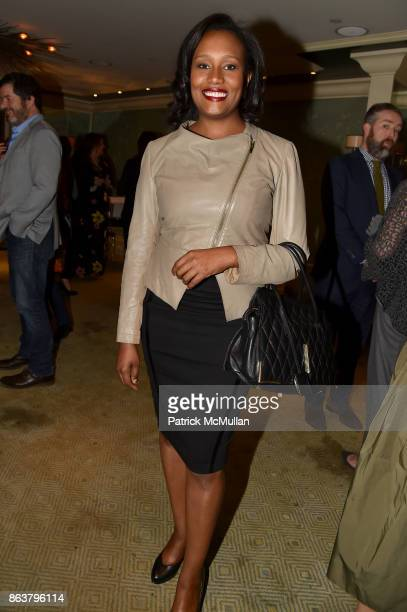 Alexis Clark attend the launch of Second Bloom Cathy Graham's Art of the Table hosted by Joanna Coles and Clinton Smith at Bergdorf Goodman on...