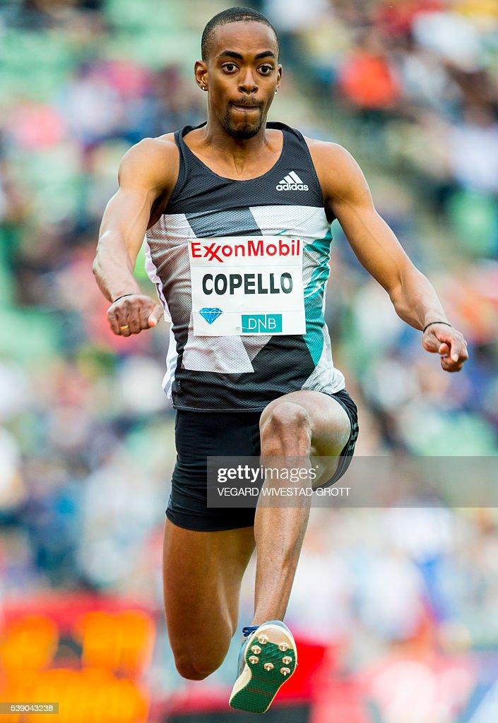 ATHLETICS-IAAF-DIAMOND : News Photo