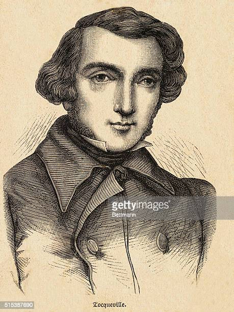 Alexis de Tocqueville French writer and politician