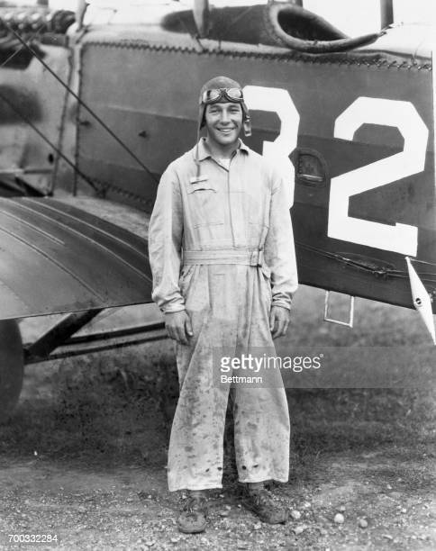 Alexis Felix DuPont Jr., who graduated from the air corps primary school at Brooks Field, Texas and will report after his graduation to Kelly Field...