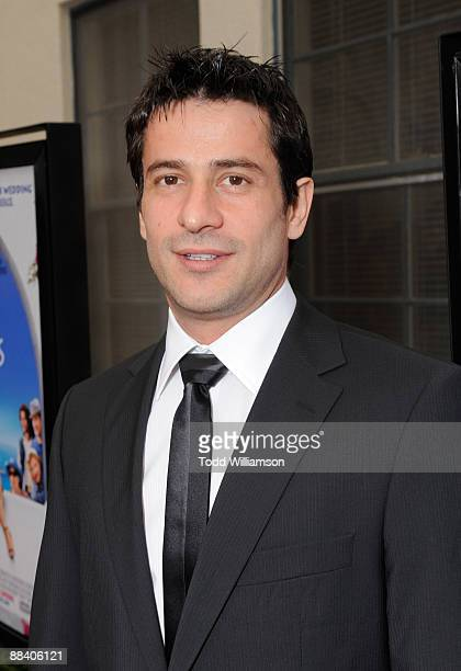 Alexis Georgoulis arrives at the Los Angeles premiere of ''My Life In Ruins' at the Zanuck Theater at 20th Century Fox Lot on May 29 2009 in Los...