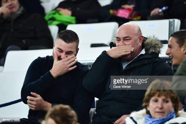 Alexis GIGNAC / Gerald GIGNAC France / Suede Match Amical Marseille Photo Dave Winter / Icon Sport
