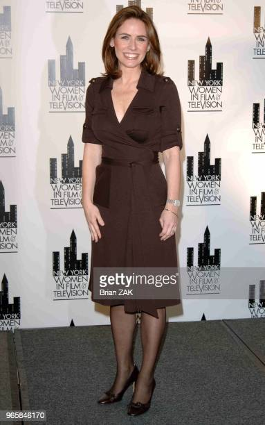 Alexis Glick arrives at the 25th Annual Muse Awards held at the Hilton Hotel New York City BRIAN ZAK