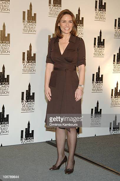 Alexis Glick during 25th Annual Muse Awards for Outstanding Vision Achievement at Hilton Hotel in New York City New York United States