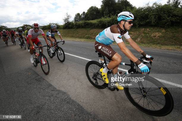 Alexis Gougeard of France and Team AG2R La Mondiale / during the 106th Tour de France 2019, Stage 7 a 230km stage from Belfort to Chalon-sur-Saône /...