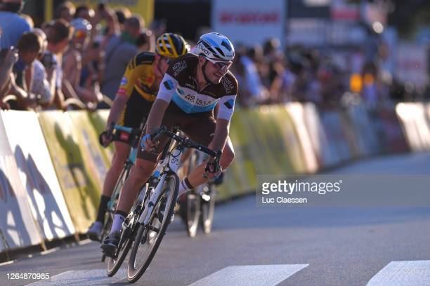 Alexis Gougeard of France and Team Ag2R La Mondiale / during the 77th Tour of Poland 2020, Stage 5 a 188km stage from Zakopane to Krakow /...