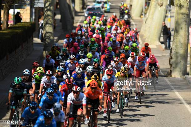 Alexis Gougeard of France and Team AG2R La Mondiale / Romain Bardet of France and Team AG2R La Mondiale / Petr Vakoc of Czech Republic and Team...