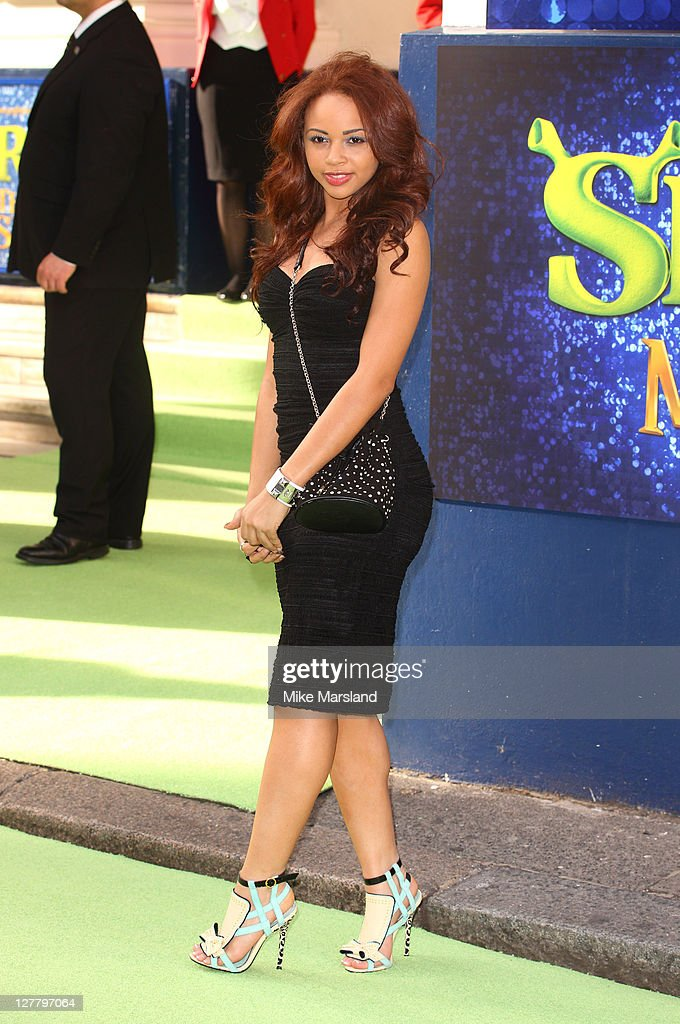 Shrek The Musical - Press Night
