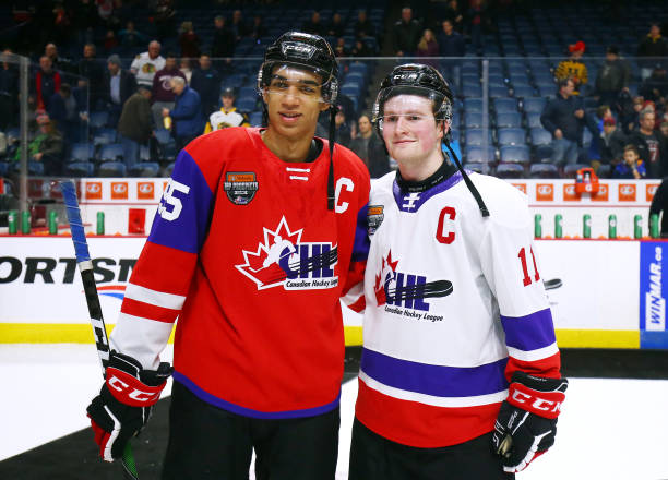 UNS: 2020 Top NHL Draft Prospects