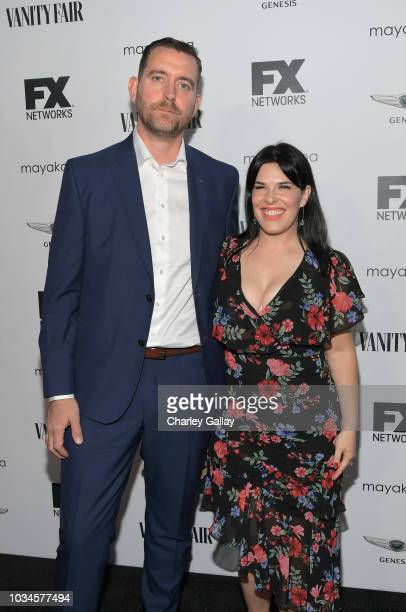 Alexis Martin Woodall and attend attends FX Networks celebration of their Emmy nominees in partnership with Vanity Fair at Craft on September 16 2018...