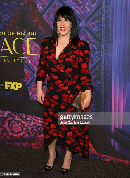 Alexis Martin Woodall attends the for your consideration event for FX's 'The Assassination Of Gianni Versace American Crime Story' on March 19 2018...