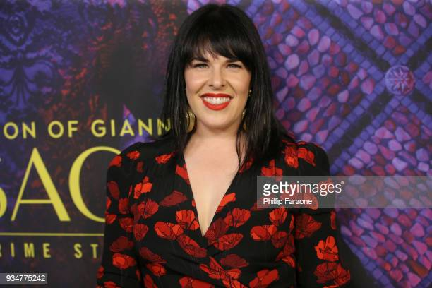 Alexis Martin Woodall attends the For Your Consideration Event for FX's 'The Assassination of Gianni Versace American Crime Story' at DGA Theater on...