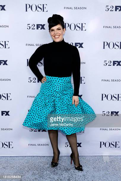 """Alexis Martin Woodall attends the FX's """"Pose"""" Season 3 New York Premiere at Jazz at Lincoln Center on April 29, 2021 in New York City."""