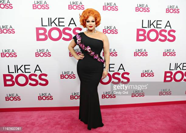 Alexis Michelle attends the world premiere of Like A Boss at SVA Theater on January 07 2020 in New York City