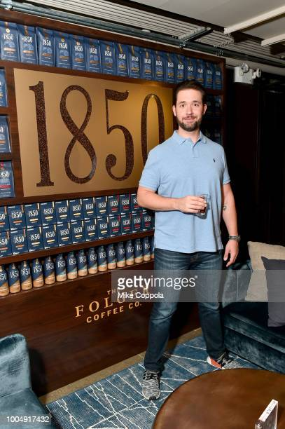 Alexis Ohanian partners with 1850 Brand Coffee to celebrate bold pioneers across the country providing opportunity to trailblazers on the rise with...