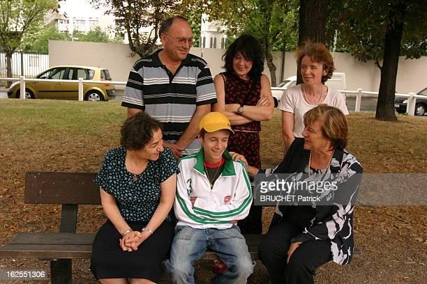 Alexis Or The Choice To Fight Disease La justice a autorisé un adolescent souffrant de la maladie de Hodgkin d'aller se soigner à Bobigny et à...
