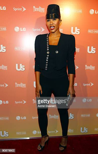 Alexis Phifer attends Us Weekly's 25 Most Stylish New Yorkers celebration at Avenue on September 16 2009 in New York City