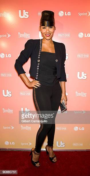 Alexis Phifer attends Us Weekly's 25 Most Stylish New Yorkers event at Avenue on September 16 2009 in New York City