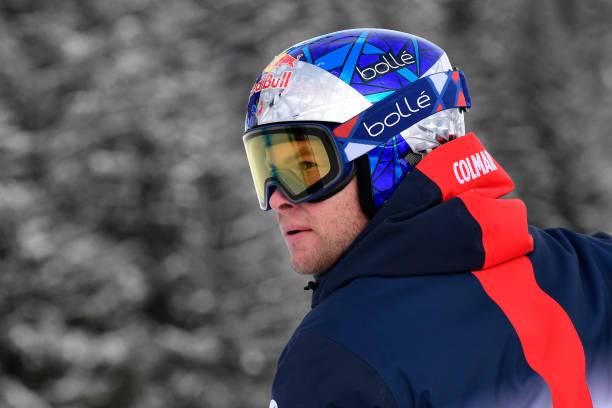 AUT: Audi FIS Alpine Ski World Cup - Men's Downhill Training