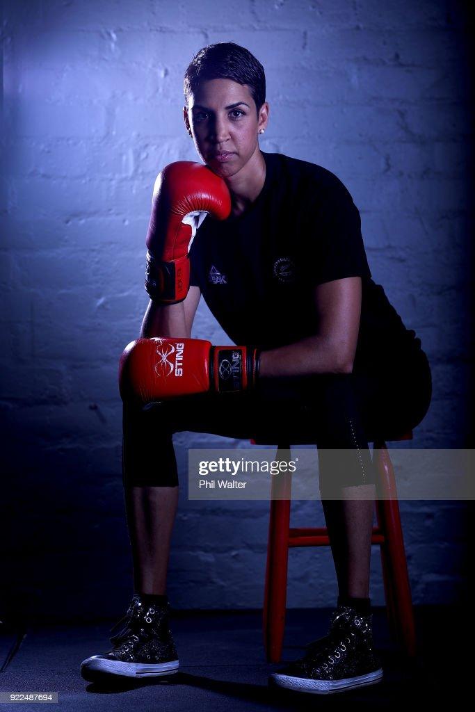 New Zealand Commonwealth Games Boxing Team Announcement : Nachrichtenfoto