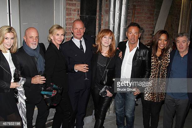 Alexis Roderick boyfriend Billy Joel Trudie Styler husband Sting Patti Scialfa husband Bruce Springsteen Grace Hightower and husband Robert DeNiro...
