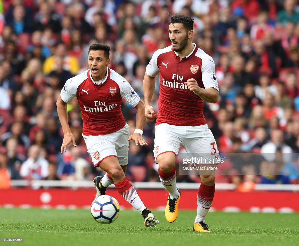 Arsenal v AFC Bournemouth - Premier League : Nachrichtenfoto
