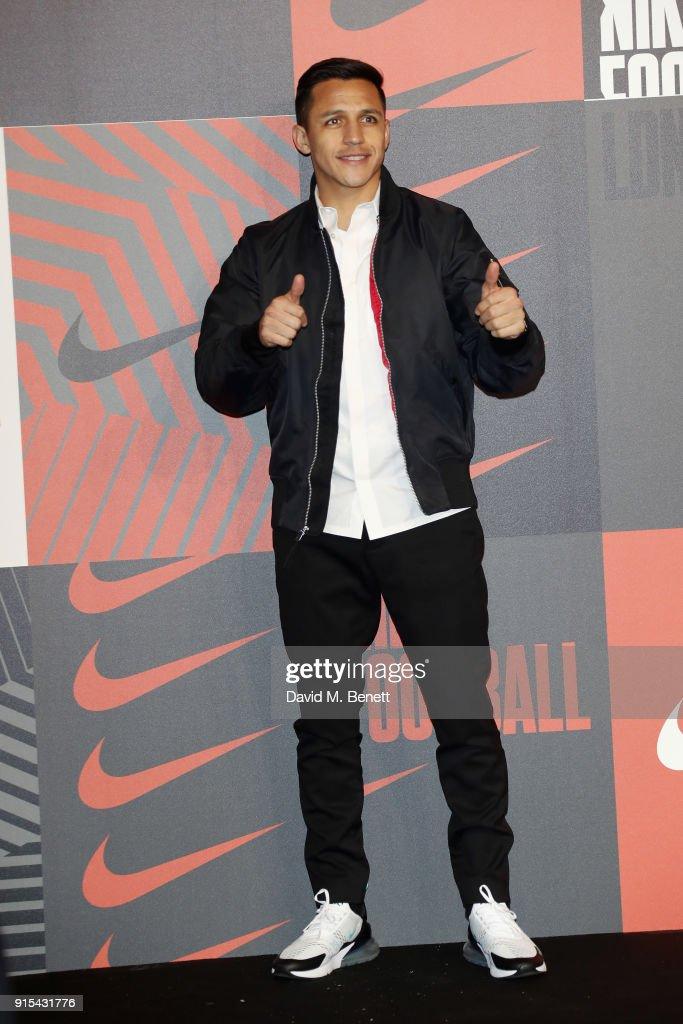 Nike Football 2018 : News Photo