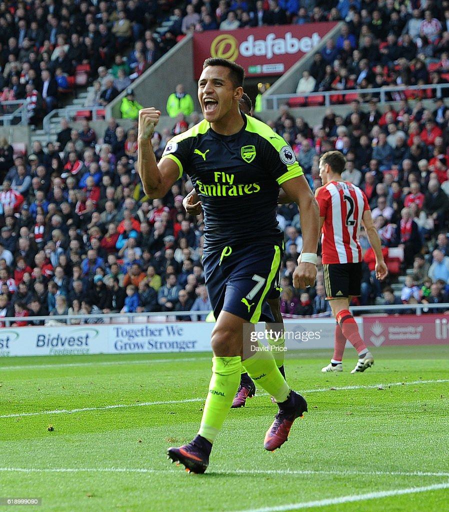 Sunderland v Arsenal - Premier League : Nieuwsfoto's