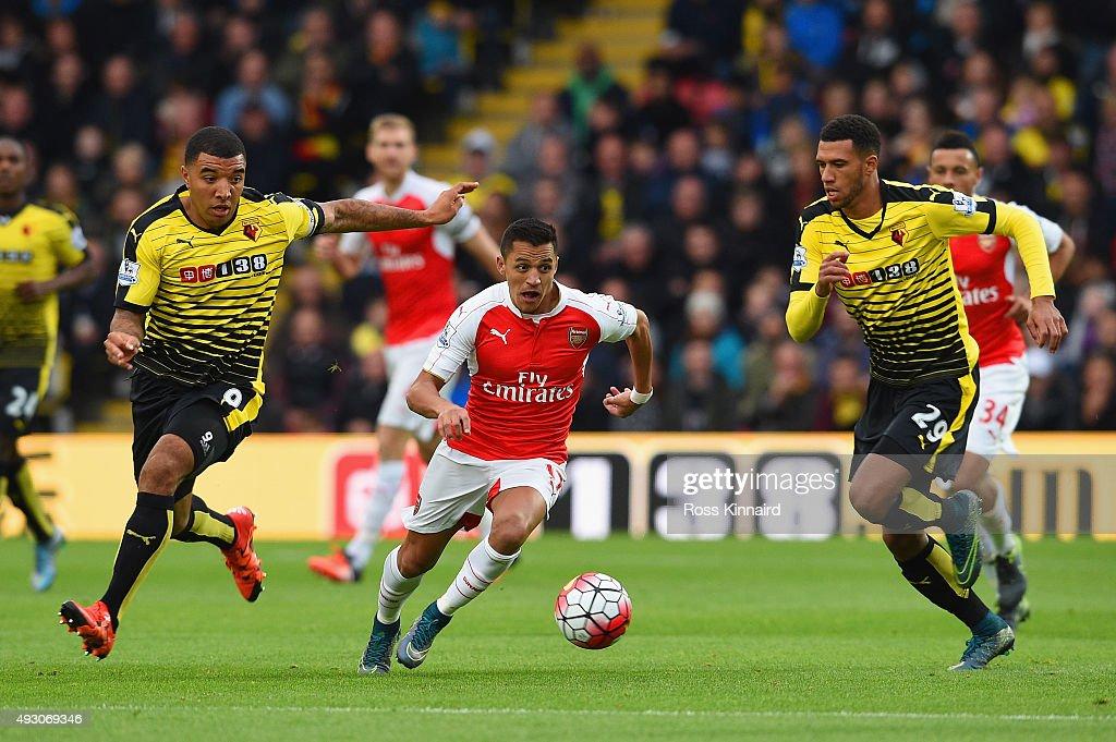 Watford v Arsenal - Premier League : News Photo