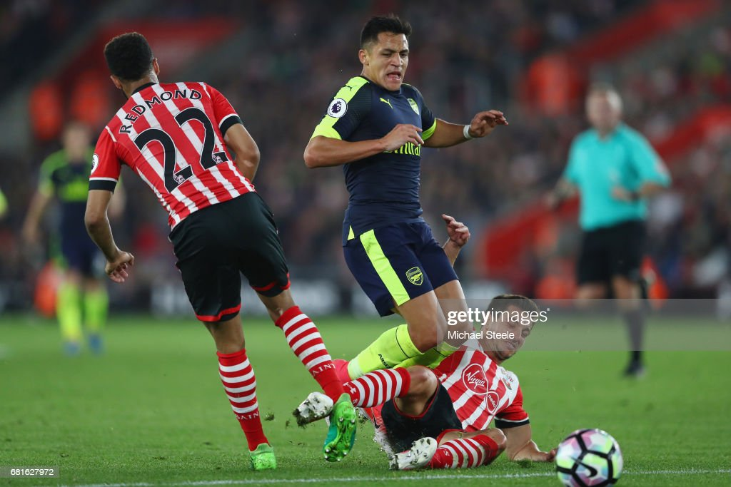 Southampton v Arsenal - Premier League