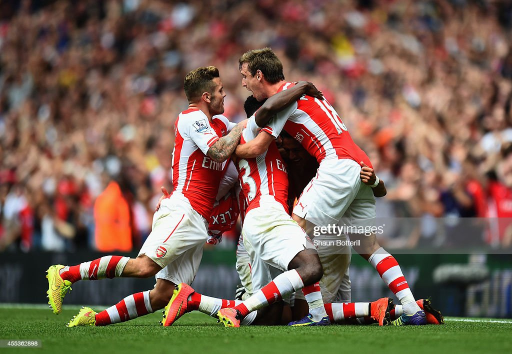 Arsenal v Manchester City - Premier League : News Photo