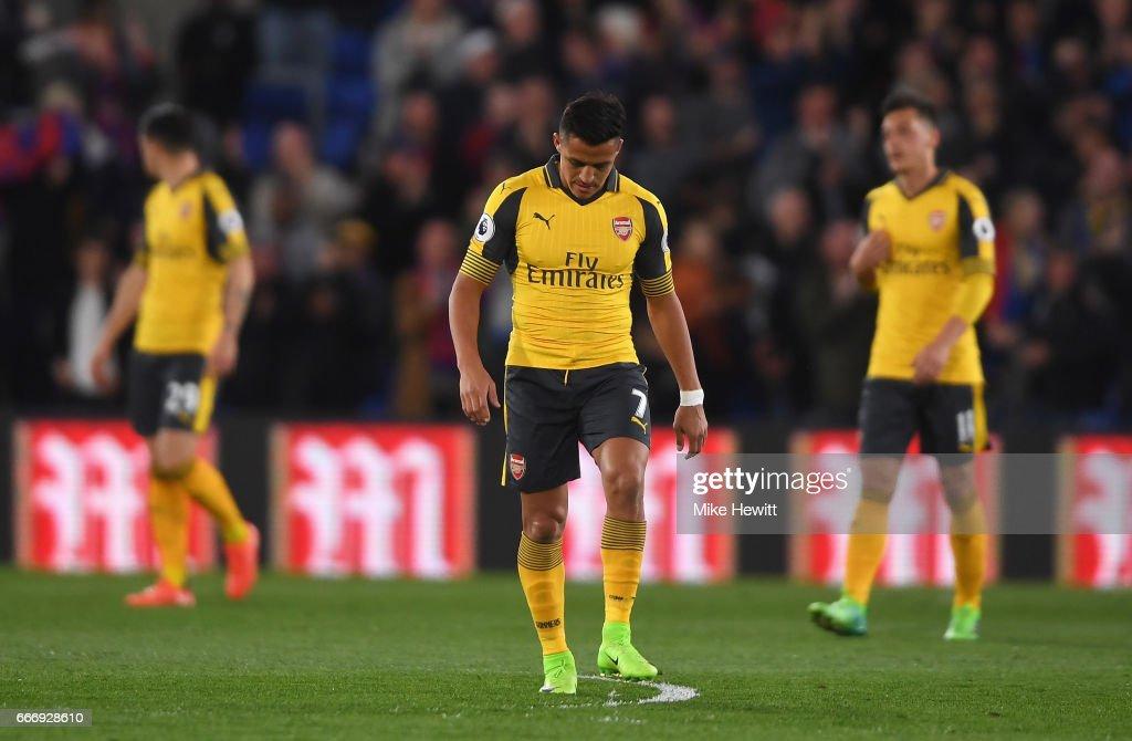 Crystal Palace v Arsenal - Premier League : News Photo
