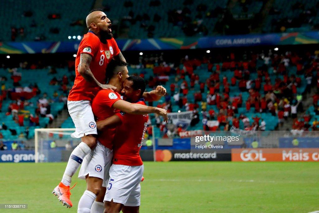 Ecuador v Chile: Group C - Copa America Brazil 2019 : ニュース写真