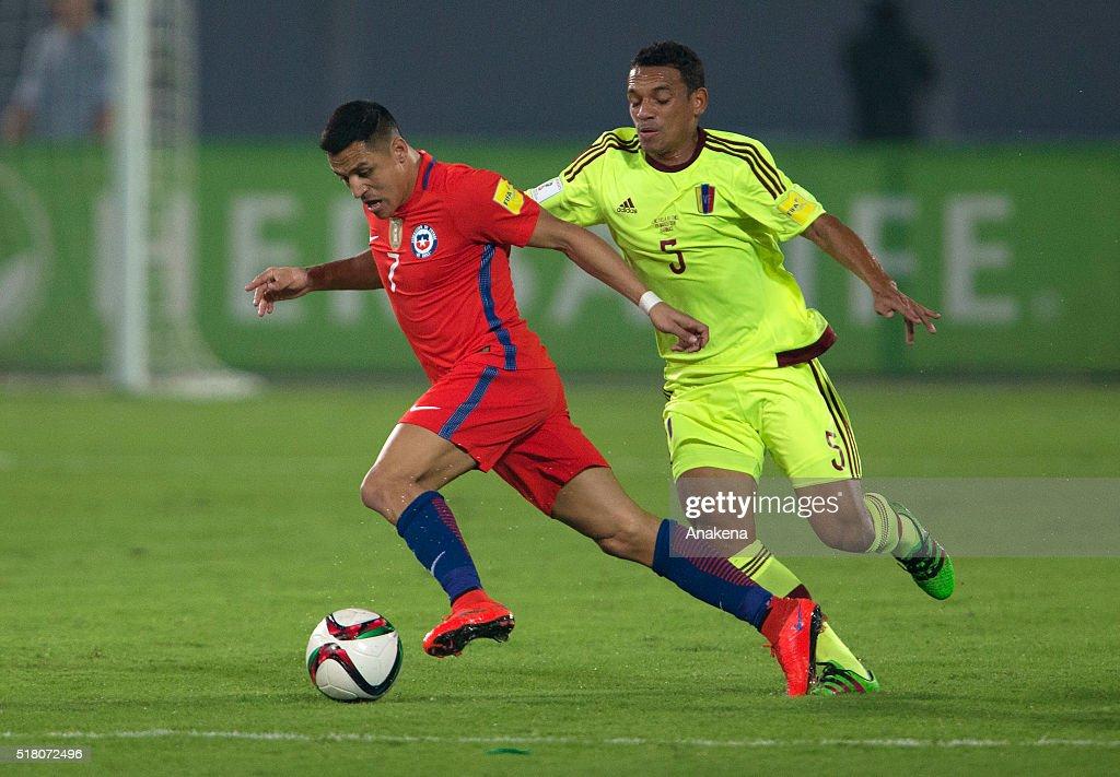 Venezuela v Chile - FIFA 2018 World Cup Qualifiers