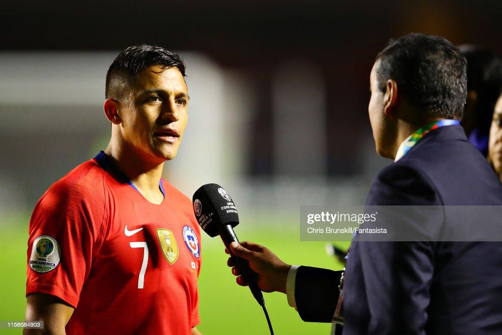 Japan v Chile: Group C - Copa America Brazil 2019 : News Photo
