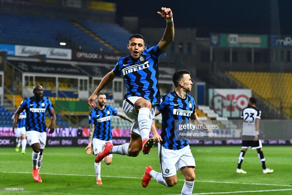 Parma Calcio  v FC Internazionale - Serie A : News Photo