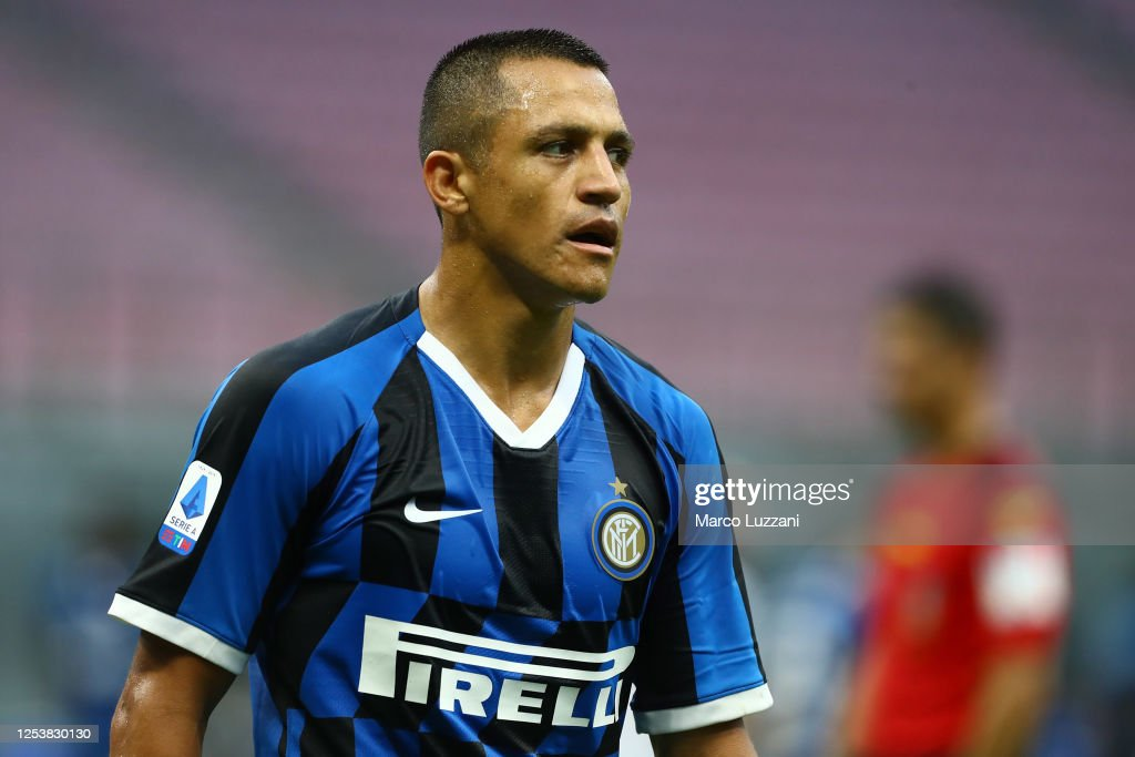 FC Internazionale v Brescia Calcio - Serie A : News Photo