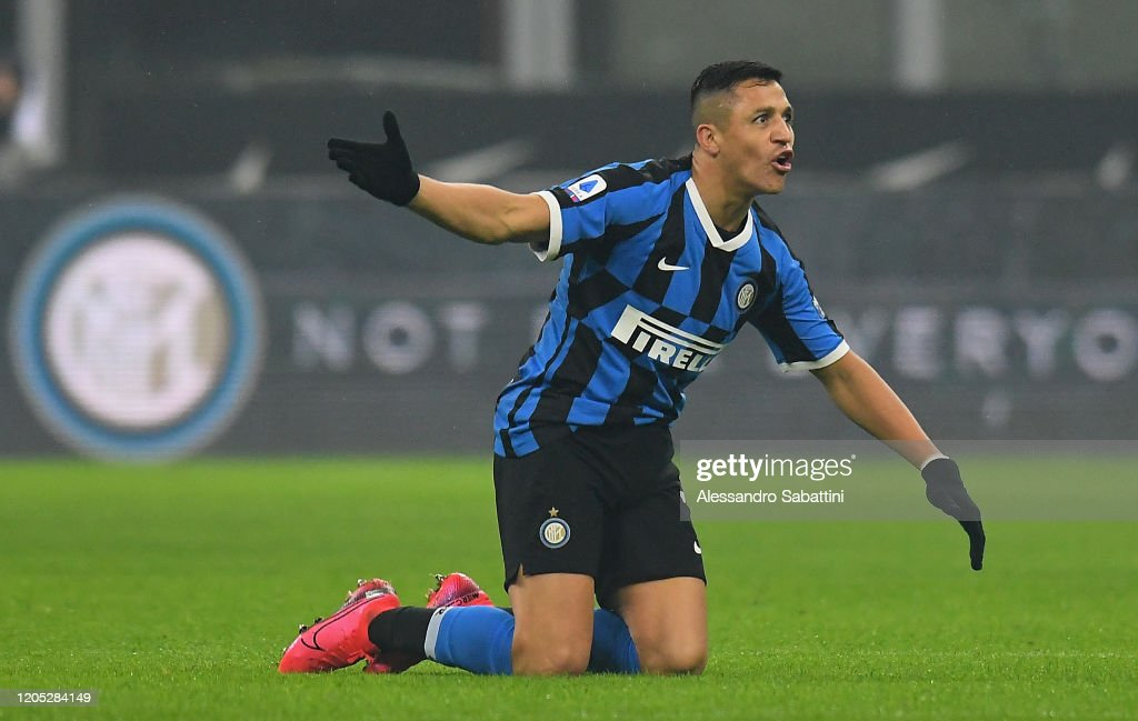 FC Internazionale v AC Milan - Serie A : News Photo