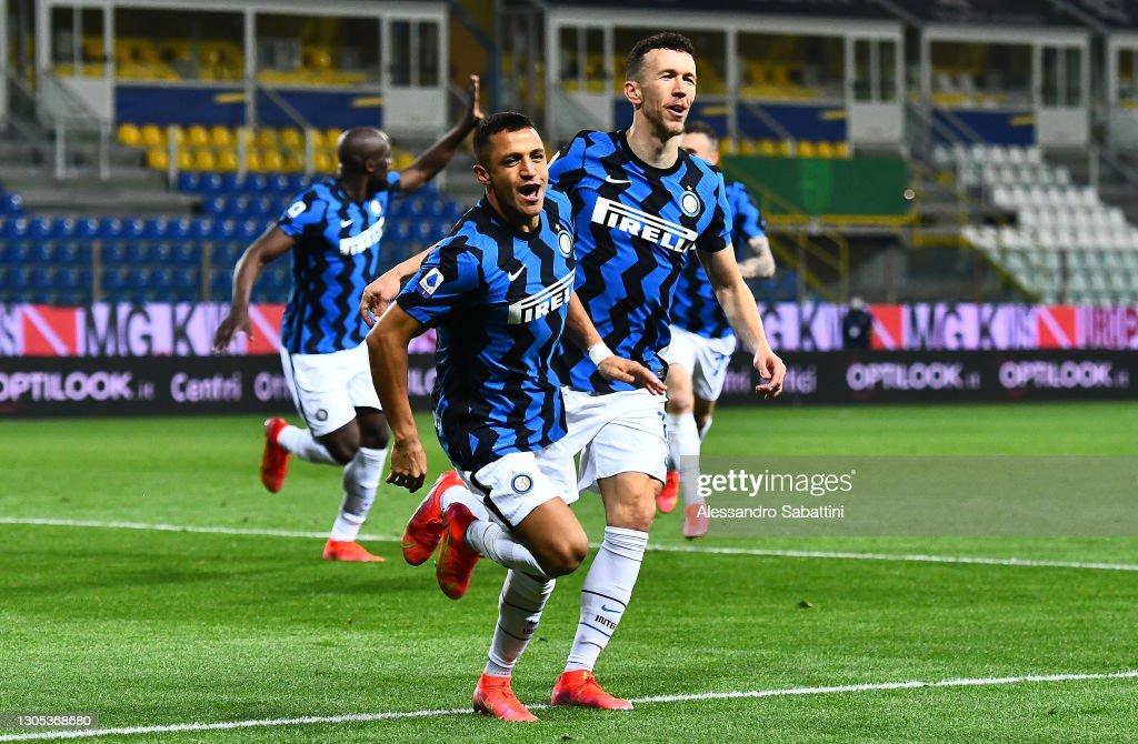 Parma Calcio  v FC Internazionale - Serie A : ニュース写真