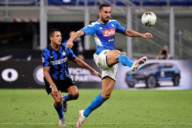 Internazionale v Napoli - Italian Serie A