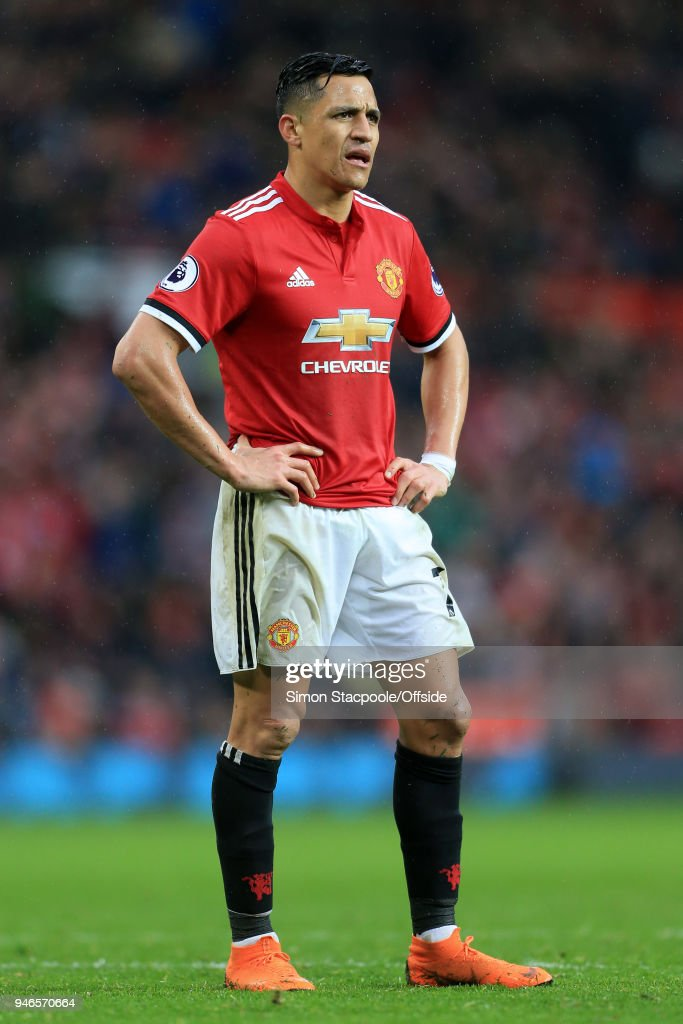 Manchester United v West Bromwich Albion - Premier League : News Photo