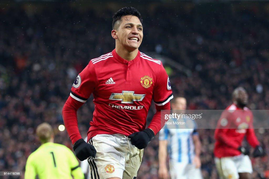 Manchester United v Huddersfield Town - Premier League