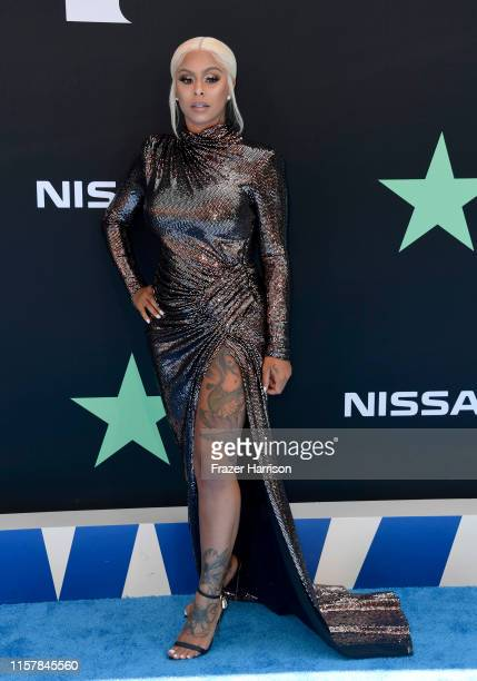 Alexis Skyy attends the 2019 BET Awards on June 23 2019 in Los Angeles California